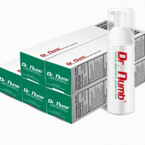 Dr. Numb Disinfectant Foam Soap