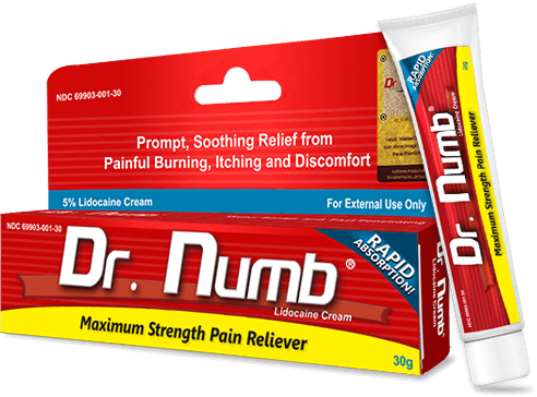 Dr Numb Cream