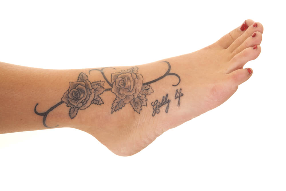 10 Ankle Tattoos – The Perfect Way To Express Your Love For Body Art