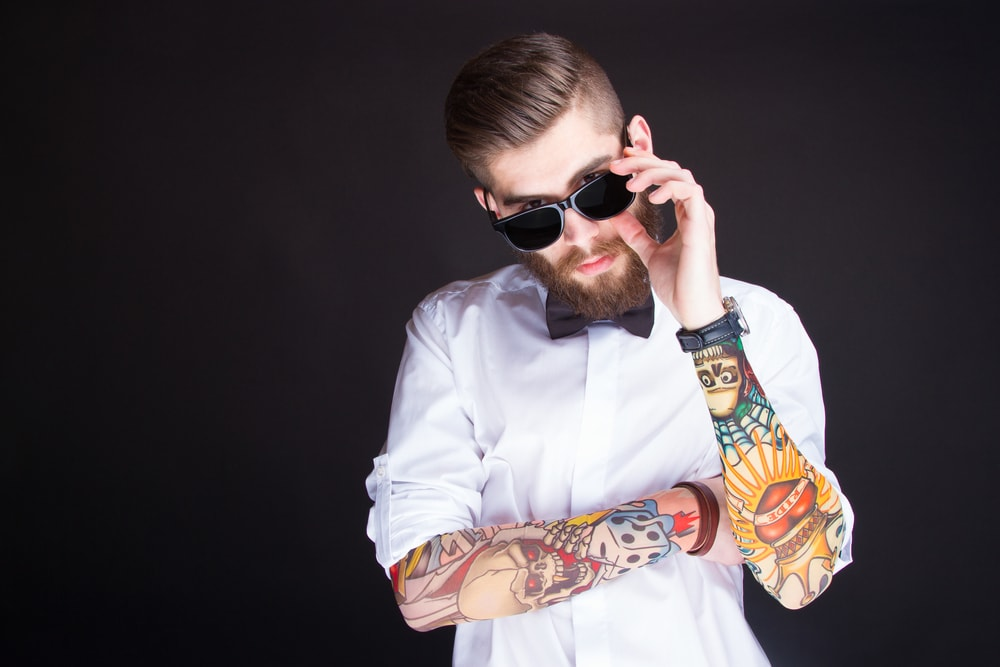 Make Your Style Statement With A Sleeve Tattoo-Find Details Here