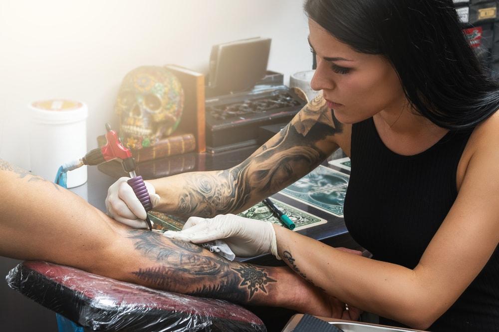7 Secrets To Choose a Good Tattoo Artist