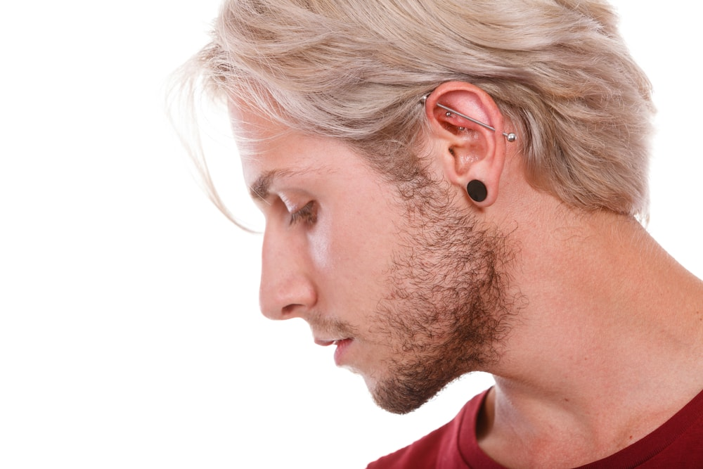 Your Guide To Industrial Piercing Is Right Here!